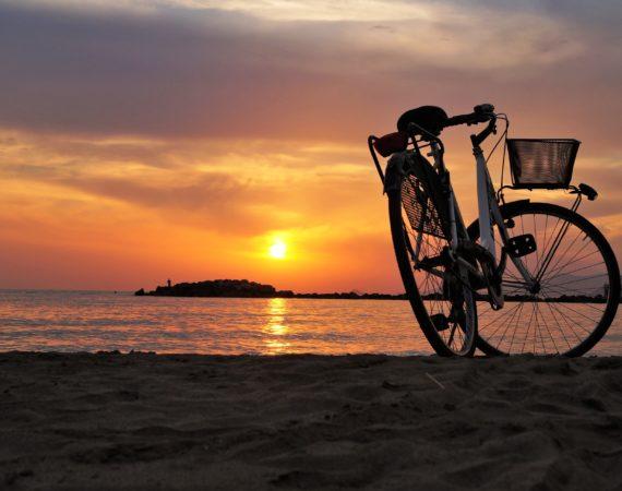 agriturismo con biciclette a noleggio a campiglia marittima